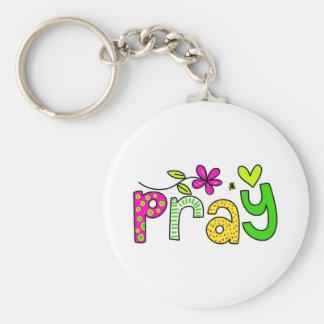 Pray Keychain