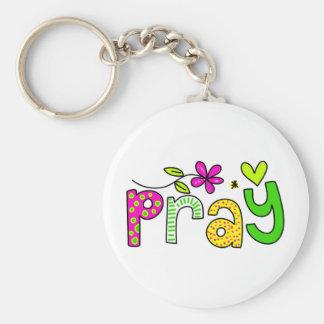 Pray Keychains
