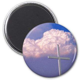 Pray_ Refrigerator Magnet