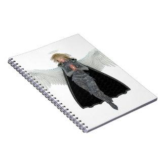 Pray Messenger Angel Notebook