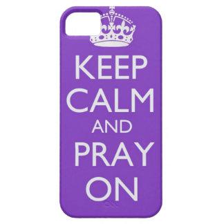 Pray On 2 iPhone SE/5/5s Case