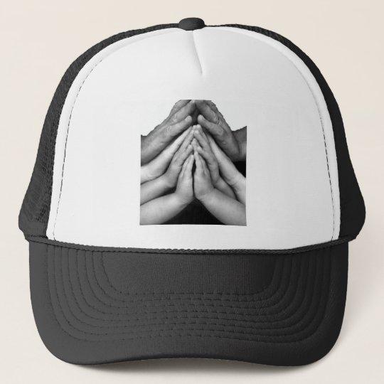 pray.png trucker hat