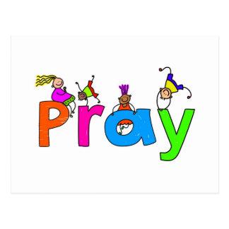 Pray Post Cards