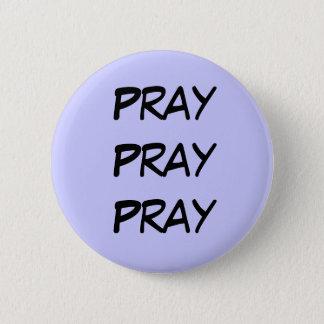 Pray Pray Pray button