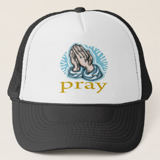 Pray Trucker Hat