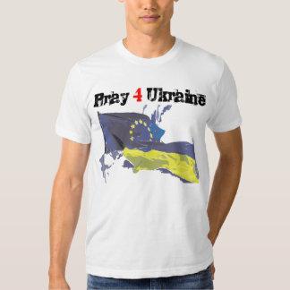 Pray Ukraine Freedom & support Tee Shirt
