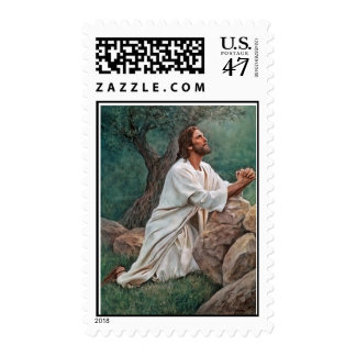 Prayer_at_Gethsemane Postage