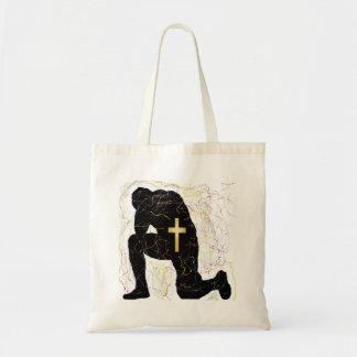 Prayer Budget Tote Bag
