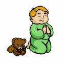 Prayer Bear