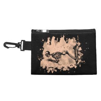 Prayer - bleached burnt accessories bag
