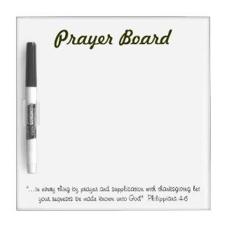 Prayer Board: Christian Whiteboard ideas Dry Erase Boards