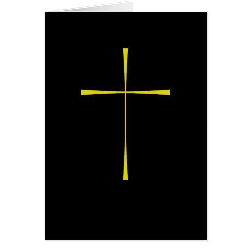 Prayer Book Cross Gold Cards