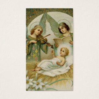 Prayer Card (Quote): Gloria in Excelsis Deo