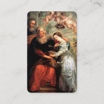 Prayer Cards | St Anne & St Joachim