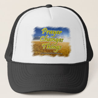 """Prayer Changes Things"" Ball Cap"