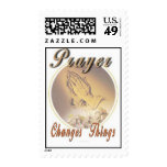 Prayer Changes Things Stamp
