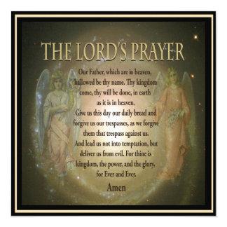 Prayer de la invitación el | de señor