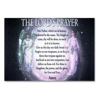 Prayer del señor