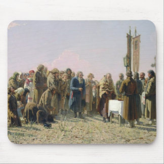 Prayer During the Drought, 1880 Mouse Pad