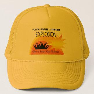 Prayer Explosion Trucker Hat