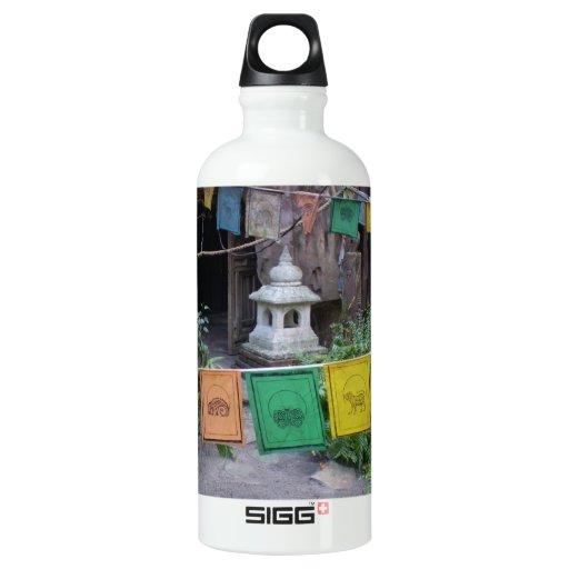 Prayer flags, great YOGA SIGG Traveler 0.6L Water Bottle