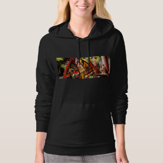 Prayer Flags in Malaysia Hoodie