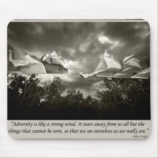 Prayer Flags Mouse Pad
