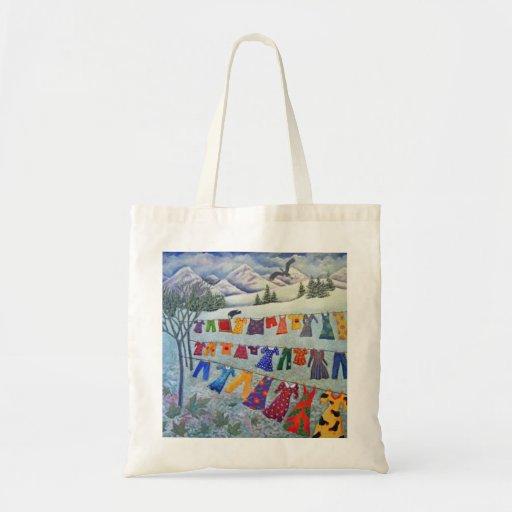 Prayer For Haiti Tote Bags