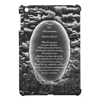 Prayer for Restoration Case For The iPad Mini