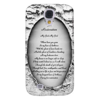 Prayer for Restoration Samsung Galaxy S4 Case