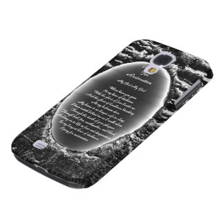 Prayer for Restoration Samsung S4 Case