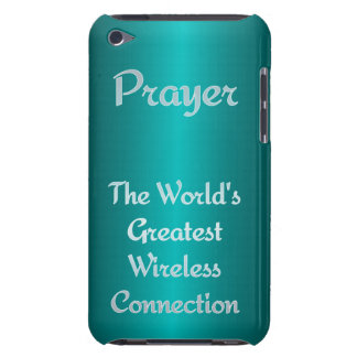 PRAYER - Greatest Wireless Connection iPod Case-Mate Case