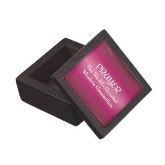 PRAYER - Greatest Wireless Connection Jewelry Box