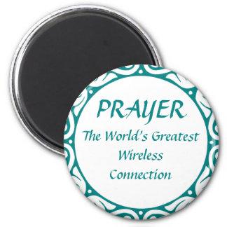 PRAYER - Greatest Wireless Connection Magnet