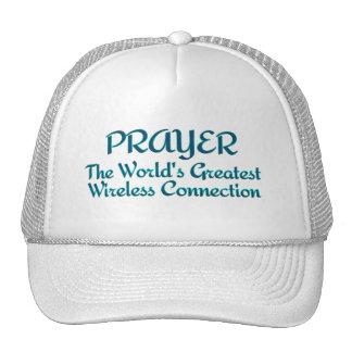 PRAYER - Greatest Wireless Connection Trucker Hat