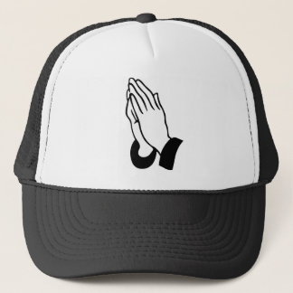 Prayer Hands Trucker Hat