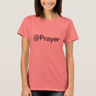 @Prayer is designed to stir up inspiration T-Shirt