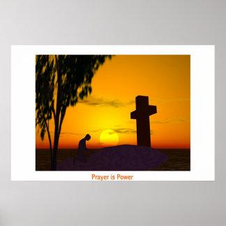 Prayer is Power Print