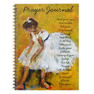 Prayer Journal In Yellow