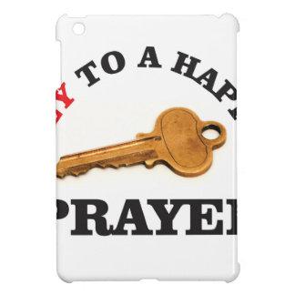 prayer key to happy life case for the iPad mini