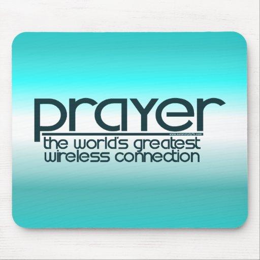 PRAYER MOUSE PADS