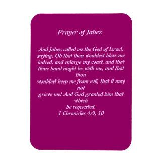Prayer of Jabez Magnet