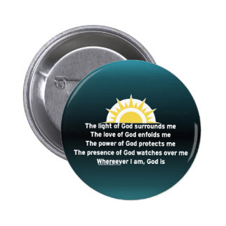 Prayer of Protection Button