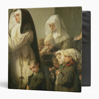 Prayer of the Children Suffering from Ringworm Vinyl Binders