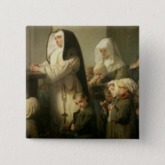 Prayer of the Children Suffering from Ringworm Button