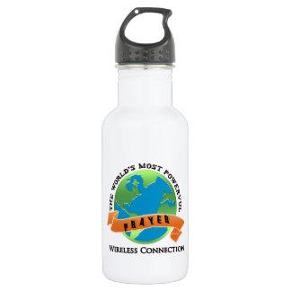 Prayer 18oz Water Bottle
