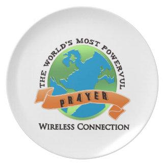 Prayer Plate