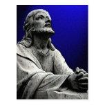 Prayer Postcard del señor Postal