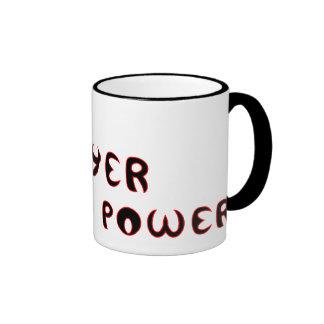Prayer Power mug