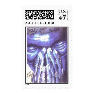 Prayer (Purple) Postage